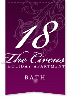 18 The Circus Holiday Apartment Bath